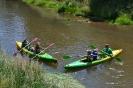 Dzień Rybaka - spływ kajakowy
